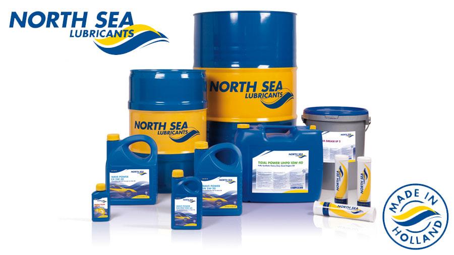 моторное масло North Sea
