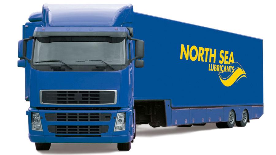 моторное масло для грузовых автомобилей North Sea