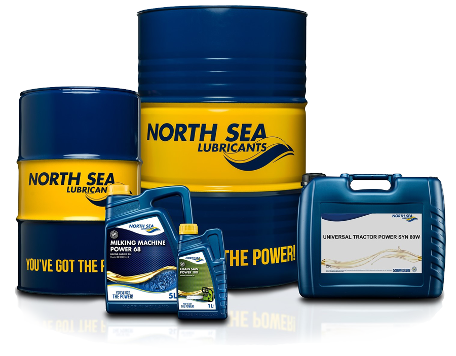 north sea lubricants