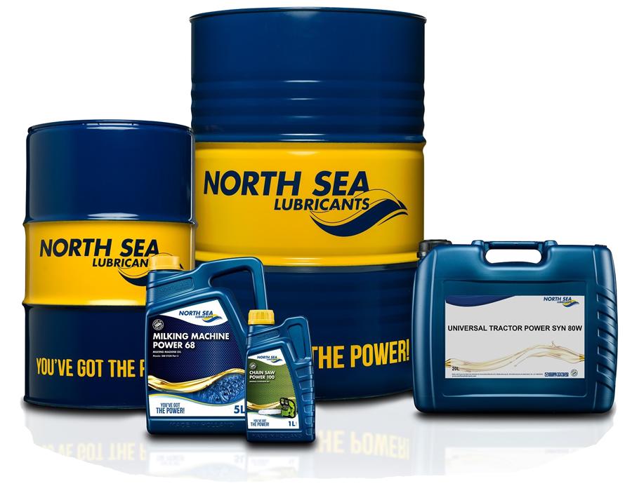 north sea lubricants